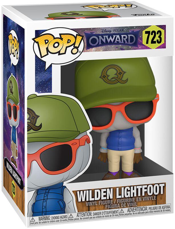 Wilden Lightfoot Vinyl Figur 723