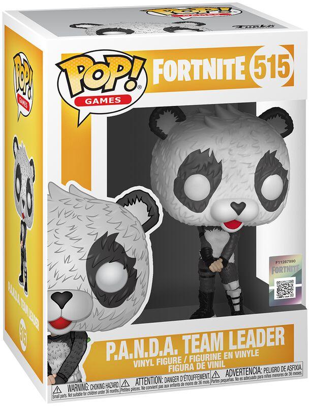 P.A.N.D.A. Team Leader Vinyl Figur 515