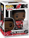 NHL  New Jersey Devils - PK Subban (Home Jersey) - Vinyl Figure 55