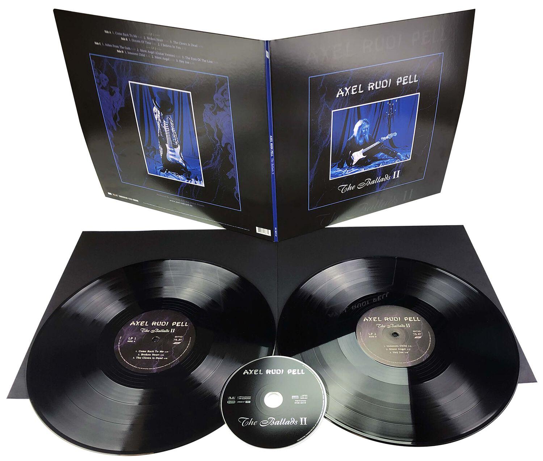 Image of Axel Rudi Pell The ballads II 2-LP & CD Standard