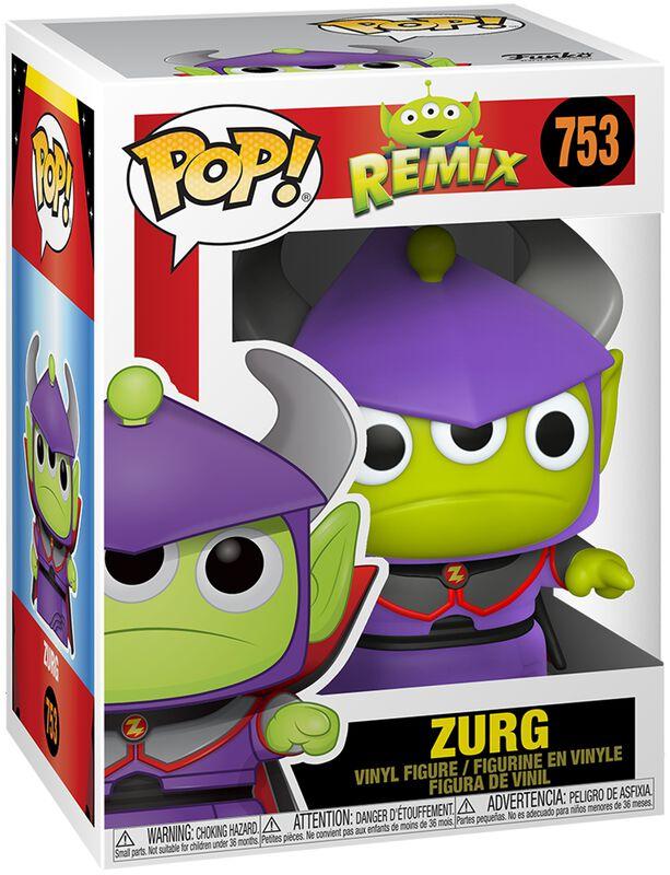 Zurg Vinyl Figur 753