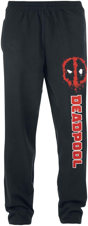 Deadpool Logo Trainingshose schwarz 400602