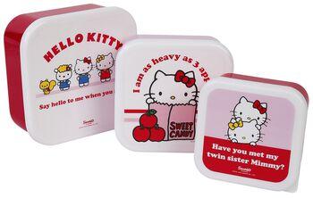 3er Set Lunchbox