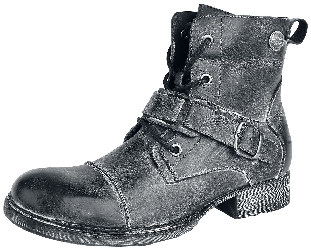 Rock Rebel by EMP Last Man Standing  Boot  grau