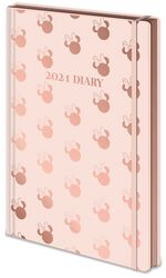 Minnie Maus Kalenderbuch 2021