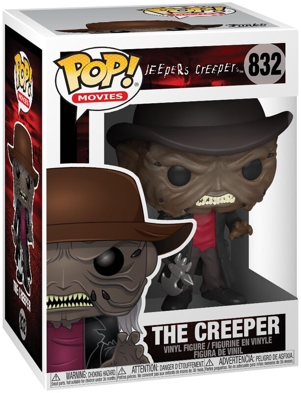Jeepers Creepers The Creeper Vinyl Figur 832
