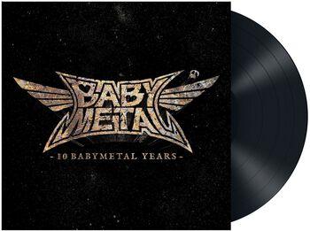 10 years Babymetal