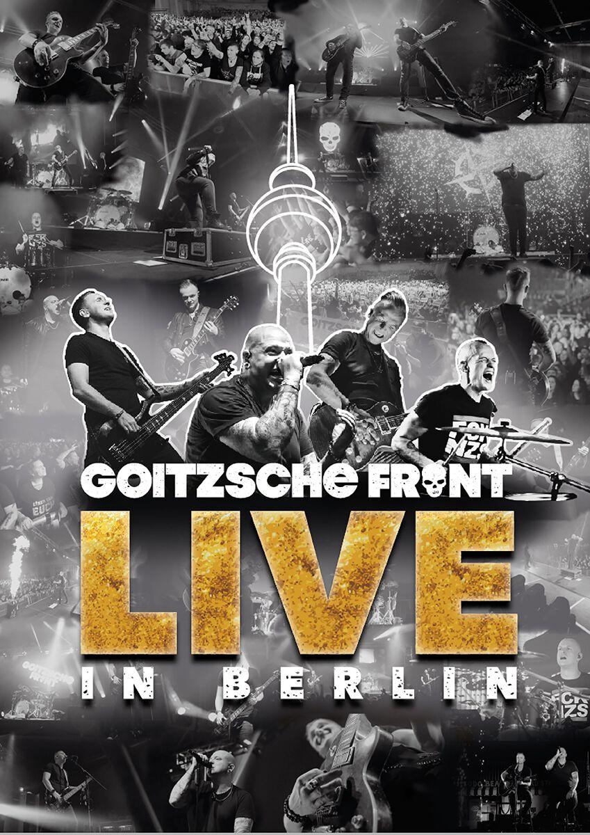 Goitzsche Front Live in Berlin  DVD  Standard