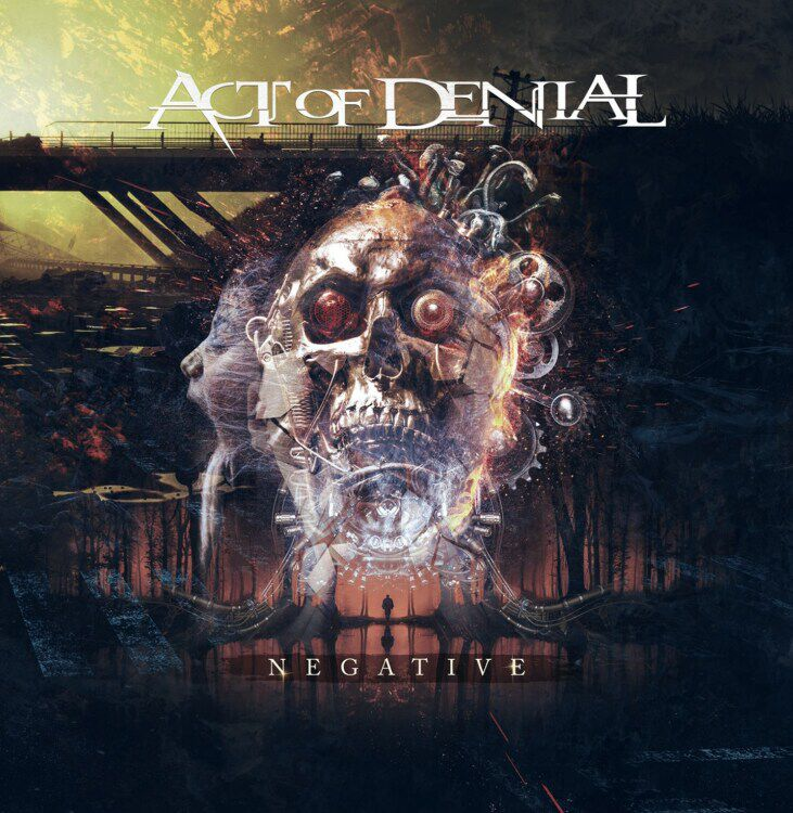 Image of Act Of Denial Negative CD Standard