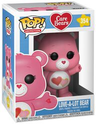 Love-A-Lot Bear Vinyl Figure 354