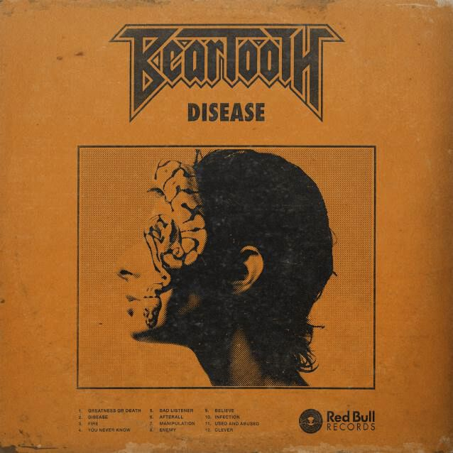 Image of Beartooth Disease CD Standard