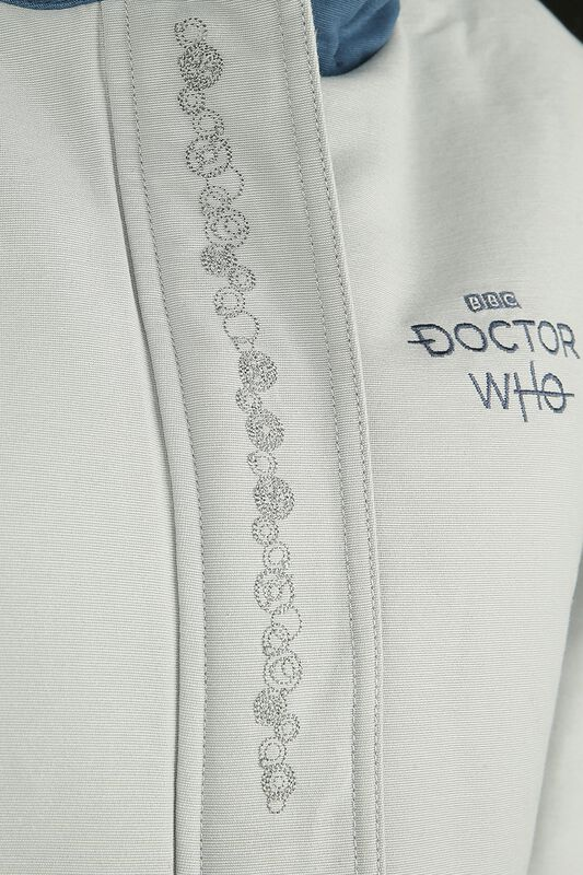 13. Doctor - Cosplay | Doctor Who Winterjacke | EMP