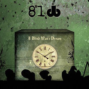 Image of 81 DB A blind man´s dream CD Standard