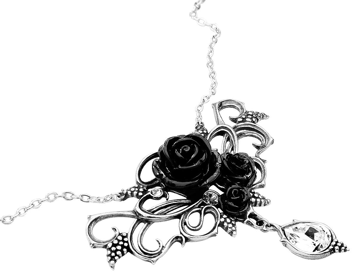 Image of Alchemy Gothic Bacchanal Rose Halskette Standard