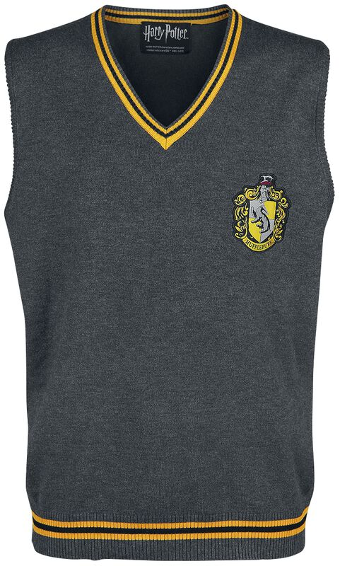 Harry Potter Hufflepuff - Pullunder