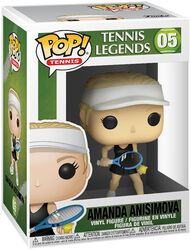 Amanda Anisimova Vinyl Figur 05
