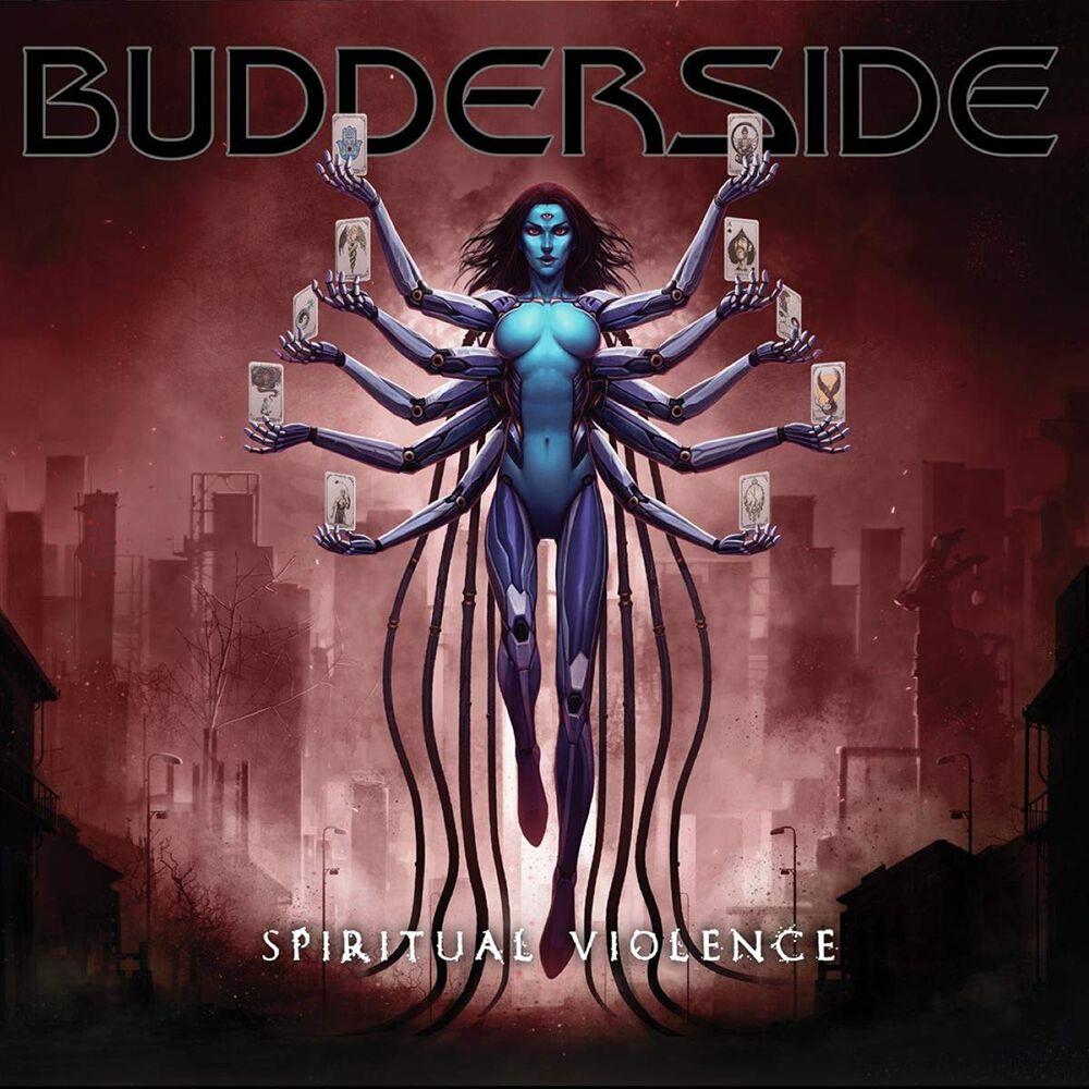 Budderside  Spiritual violence  CD  Standard