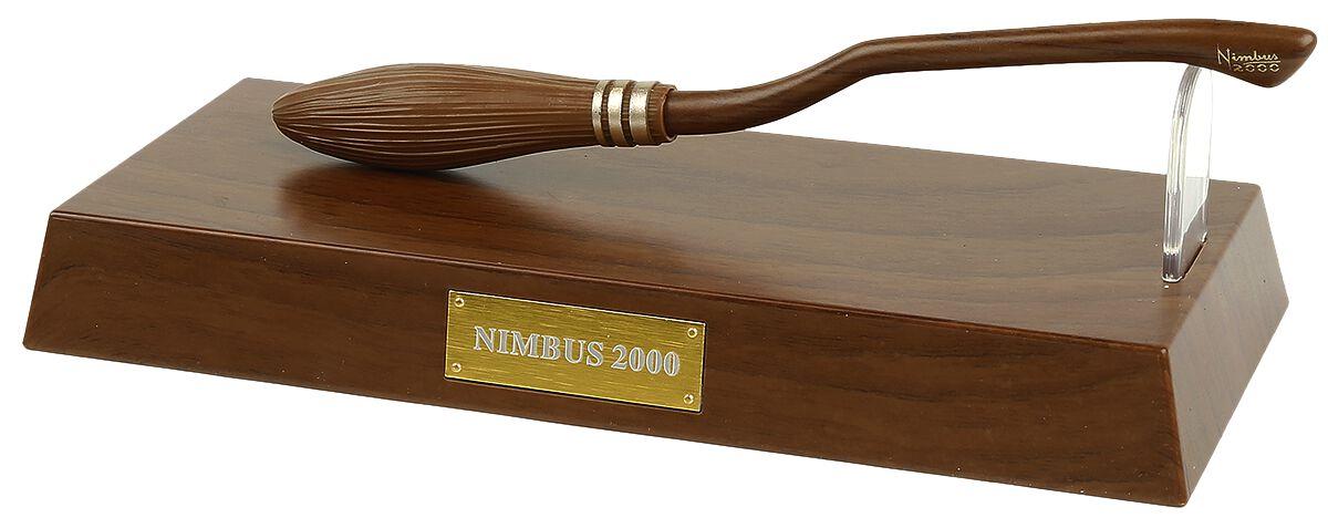 Harry Potter Schwebender Stift - Nimbus 2000 Kugelschreiber braun GIFWOW007