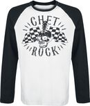 Guitar Head Raglan