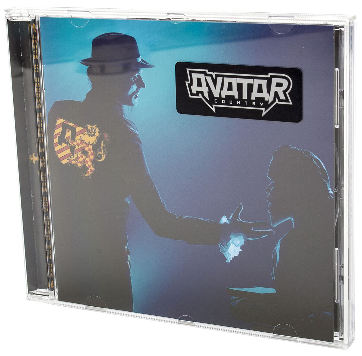 Image of Avatar Avatar country CD Standard