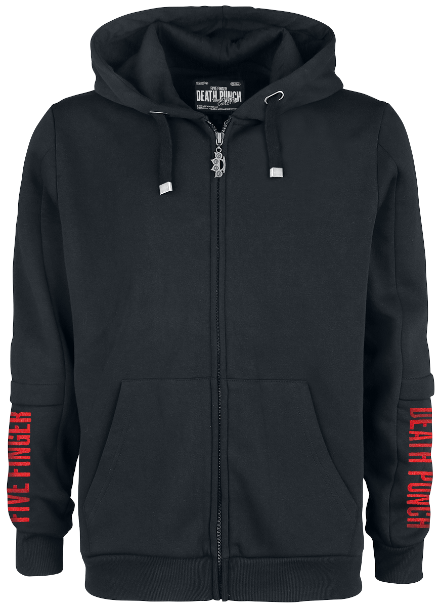 Five Finger Death Punch - EMP Signature Collection - Hooded zip - black image