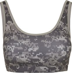 Ladies Camo Bra