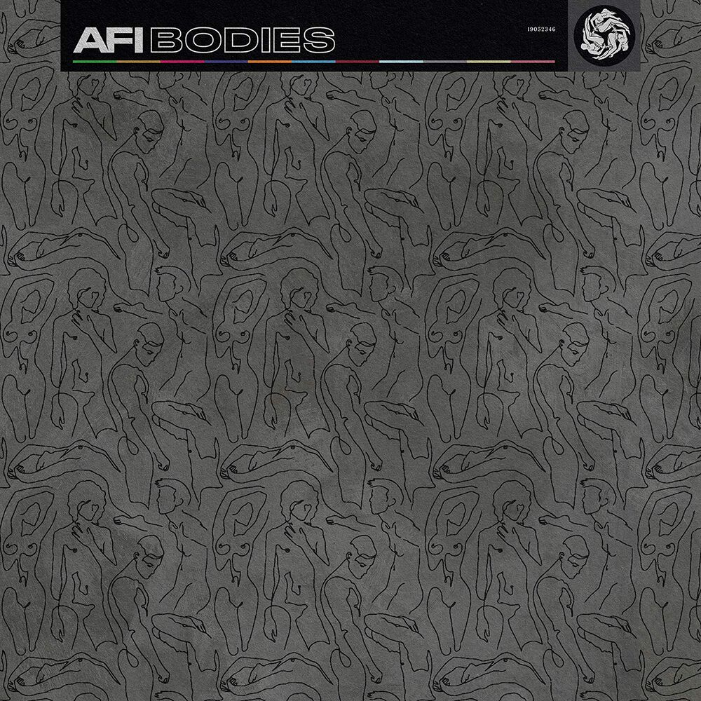 Image of Afi Bodies CD Standard