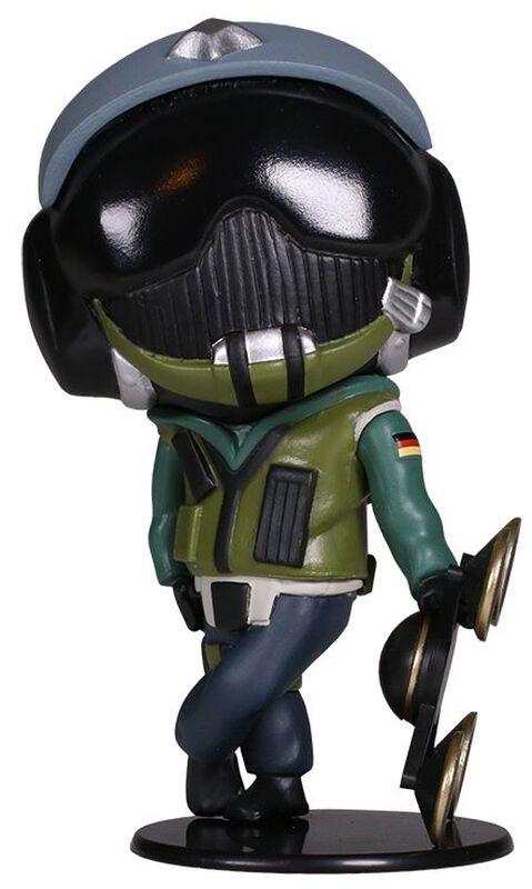 Siege - Six Collection - Jäger Chibi Figur