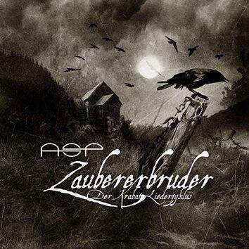 Image of ASP Zaubererbruder (10 Jahre Jubiläumsedition) 2-CD Standard