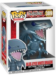 Blue Eyes White Dragon Vinyl Figure 389