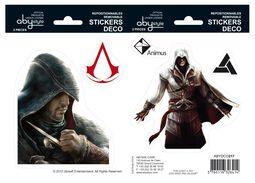 Ezio und Altair