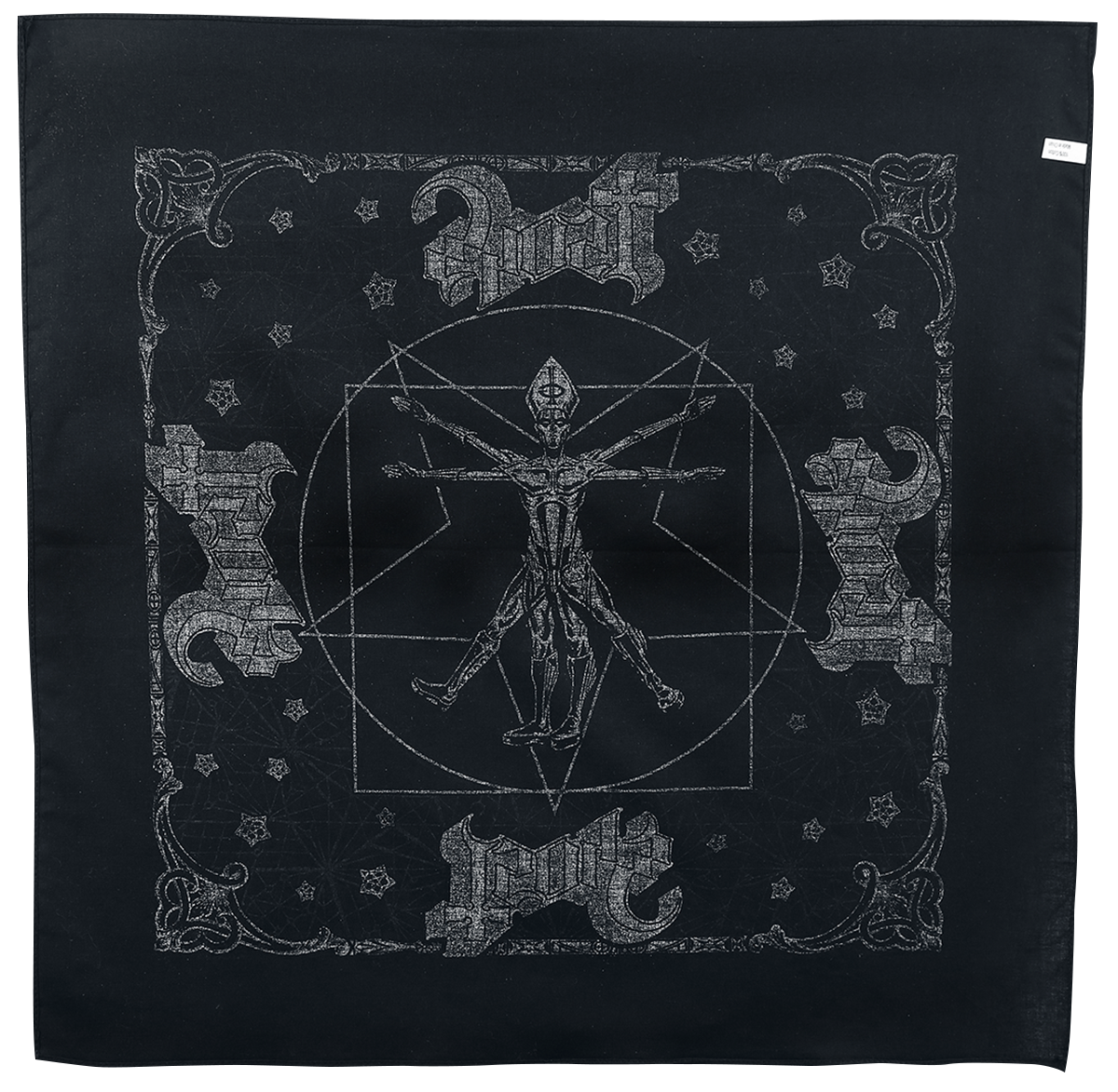 Image of Ghost The Vitruvian Ghost - Bandana Bandana Mehrfarbig