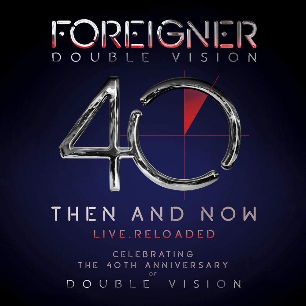 Image of Foreigner Double vision: Then and now Blu-ray & CD Standard