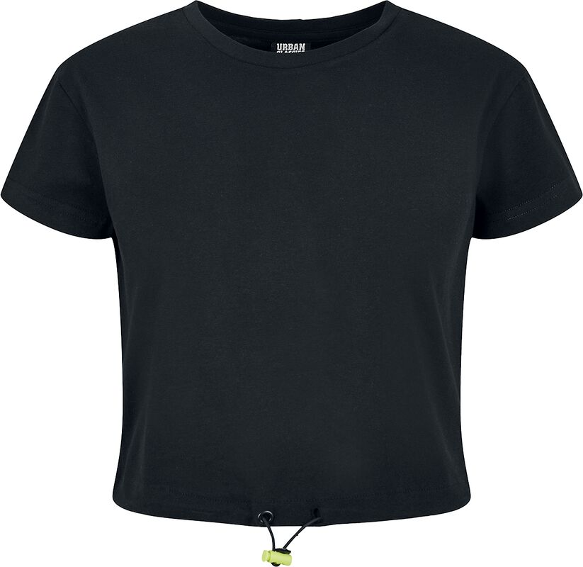 Ladies Cropped Tunnel Tee
