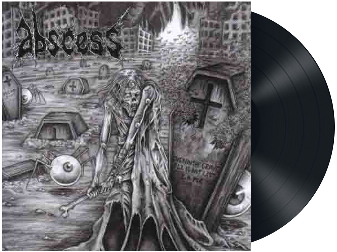 Image of Abscess Horrorhammer LP Standard