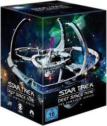 Star Trek - Deep Space Nine Die komplette Serie