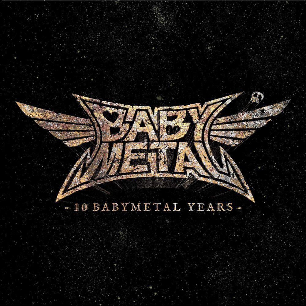 Image of Babymetal 10 Babymetal years CD Standard