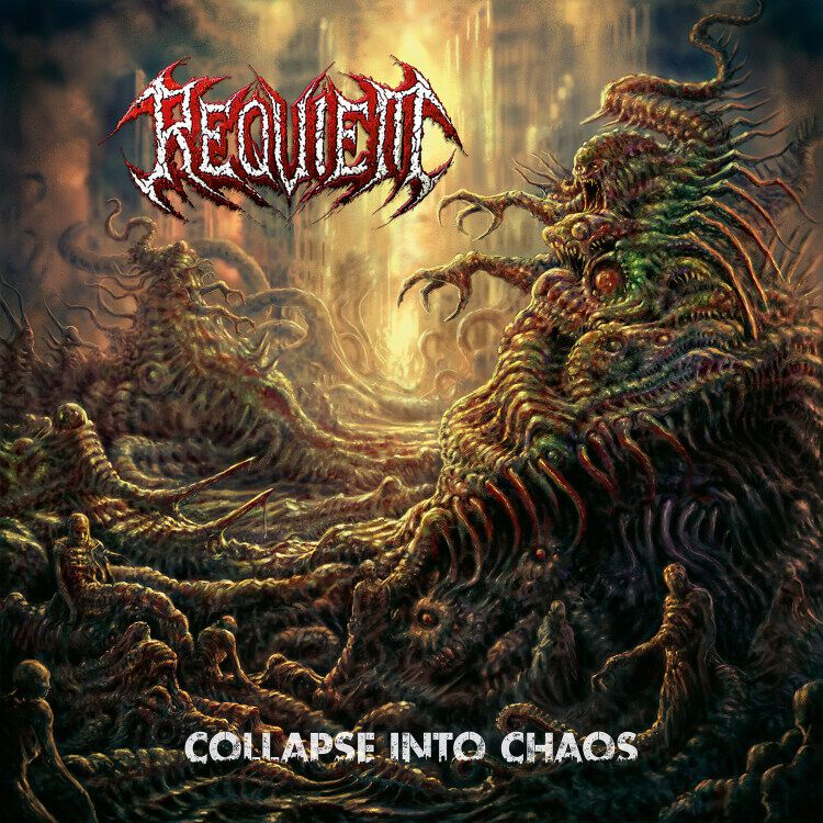 Requiem Collapse into chaos  CD  Standard
