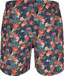 Tropical Pattern Swim Shorts