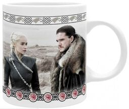 Daenerys und Jon Snow