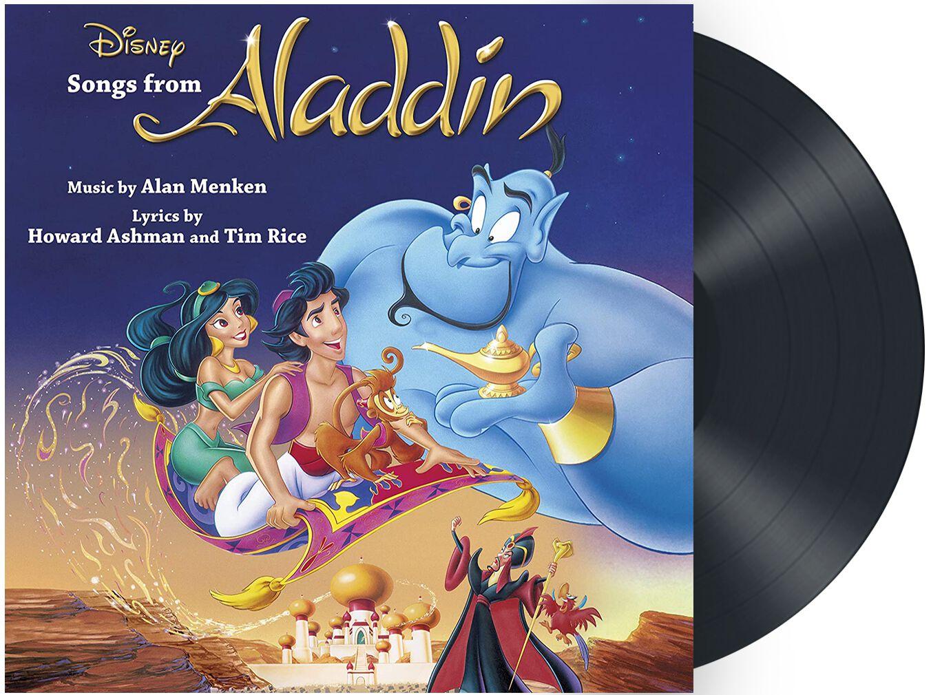 Aladdin Songs from Aladdin LP schwarz 8740325