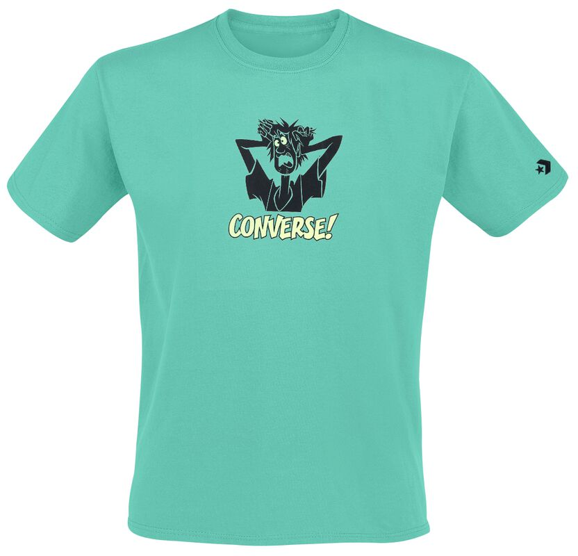 Scooby Doo - Scooby X Converse Fashion S/S Tee