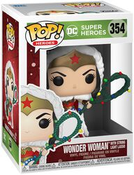 Wonder Woman With String Light Lasso (Holiday) Vinyl Figur 354