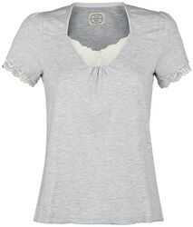 Basic Lace Shirt