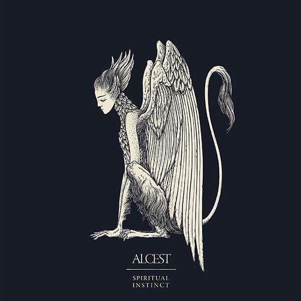 Image of Alcest Spiritual instinct CD Standard