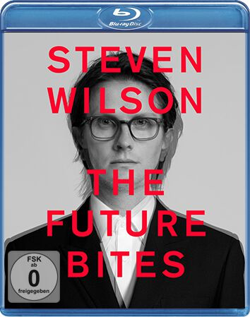 Image of Wilson, Steven The future bites Blu-ray Audio Standard