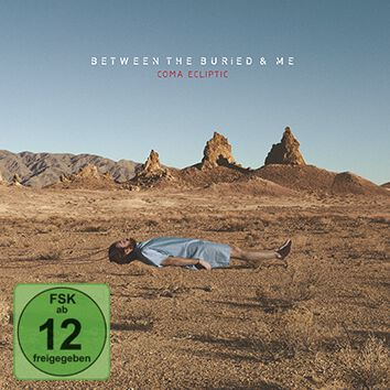 Image of Between The Buried And Me Coma ecliptic CD & DVD Standard