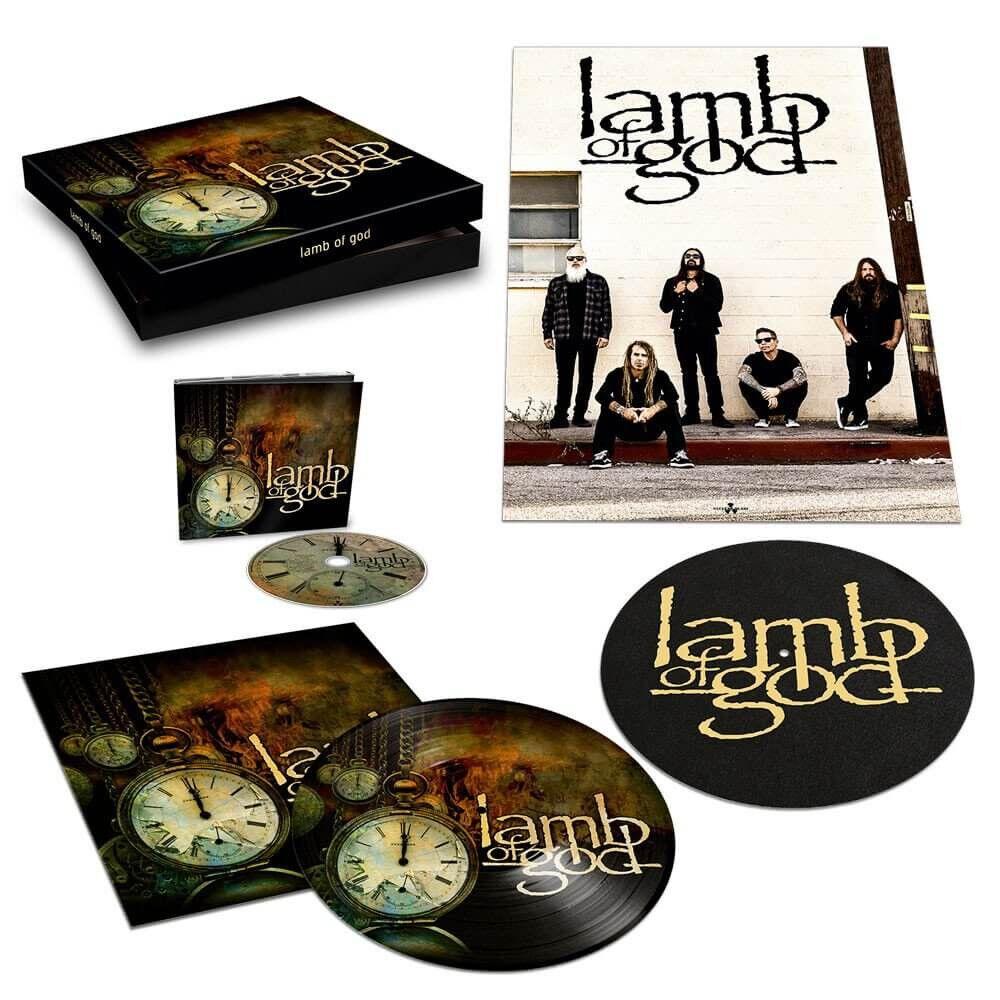 Image of Lamb Of God Lamb of god CD & LP Standard