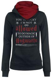 Hogwarts Not Allowed