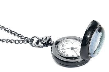 Wolves Pack Pocket Watch
